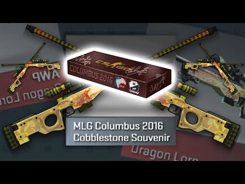 MLG 2016 COBBLESTONE CASES #2! - CS GO Case Opening Funny Moments