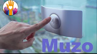 New invention Muzo - Your Personal Zone Creator with Anti-Vibration Tech