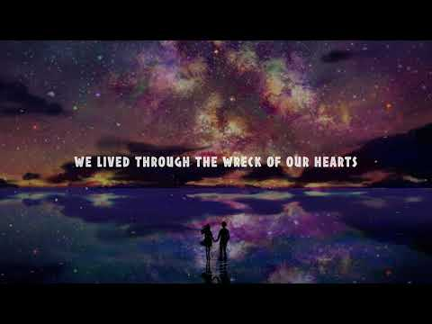 Sleeping Wolf - The Wreck of Our Hearts (Lyrics)