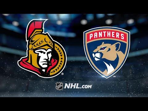 Duchene, Paajarvi lead Senators past Panthers, 5-3