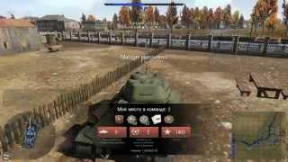 Warthunder T-34-85 Д5Т(РБ 5 фрагів)