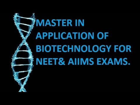 Application of Biotechnology for  class 12th,NEET,AIIMS Medical entrance exams|| Transgenic animals.