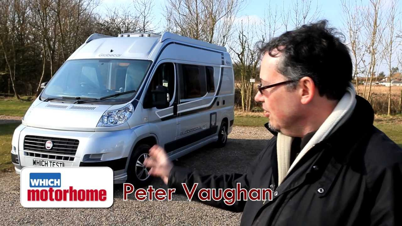 Van Conversion Review Globecar Globescout RD Style Which Motorhome