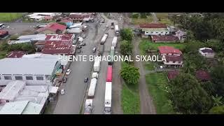 Puente Binacional Sixaola
