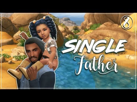 The Sims 4 | Single Father 👶 | #8 Vacation