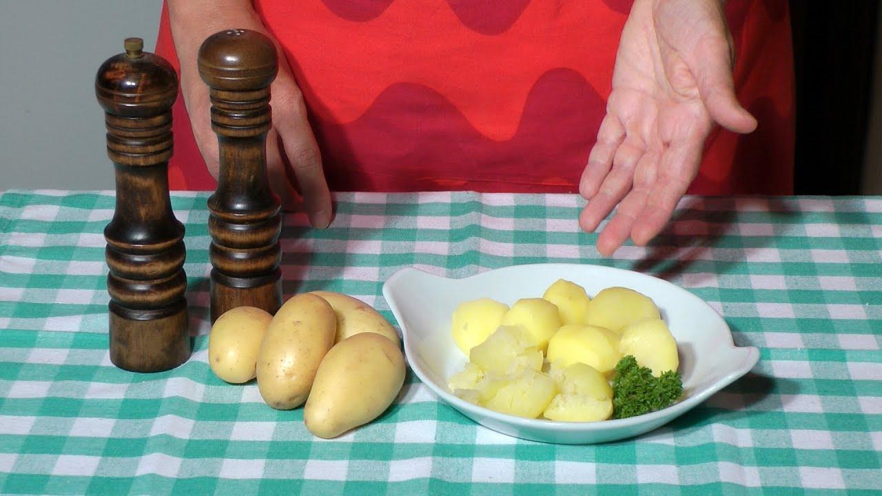 Kartoffeln Im Reiskocher