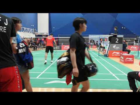 Sie Zi Lok vs Singapore Player