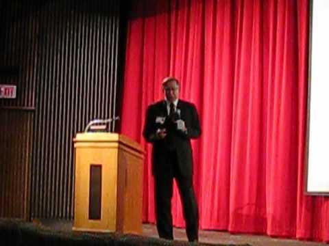 Sinnissippi Centers 50th Anniversary Gala - Keynote Speech - Larry Prindaville