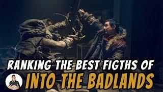 Into the badlands season 3 fight scenes (The top 5 scenes!)