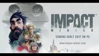 Impact Winter - Announcement Trailer | PC (Steam)