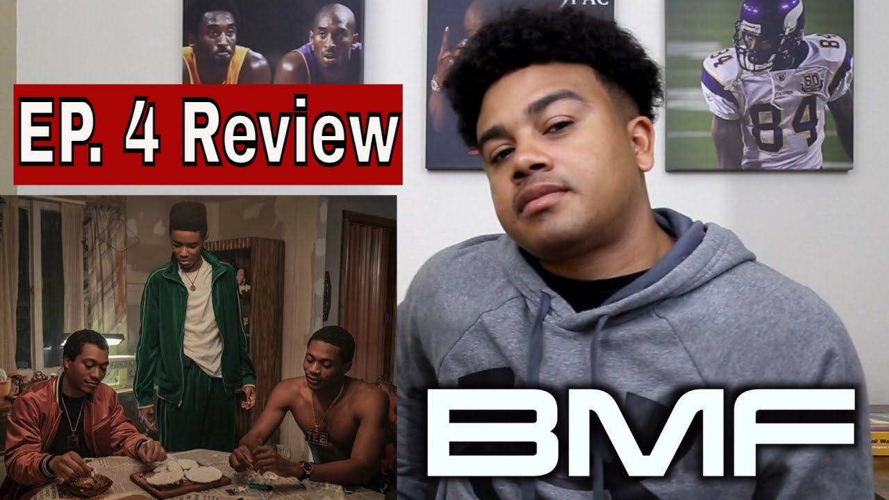 """Download """"Heroes"""" BMF Episode 4 Review & Reaction  