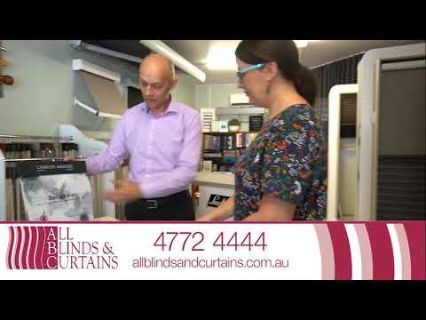 All Blinds & Curtains Townsville TV advertisement
