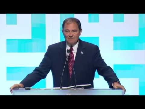 Governor Gary R. Herbert - Utah Global Forum 2015
