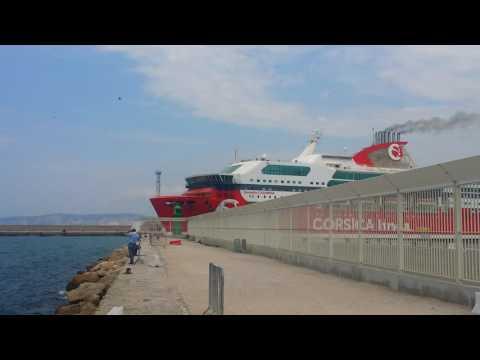 Casanova au port de Marseille
