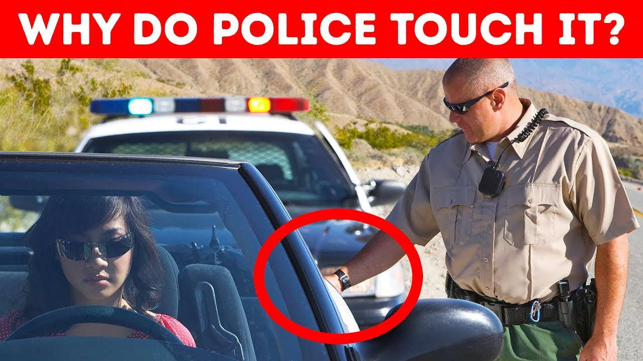 Why Do Cops Touch Tail Lights On Traffic Stops Adiklight Co