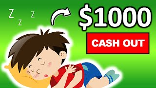 🥦 Earn $200 to $1,000 With No Work - You Do NOTHING! (Make Money Online | Branson Tay)