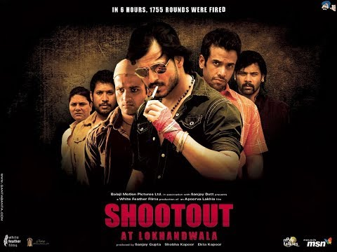 Shootout At Lokhandvala-BGM[Background Music]-Maya Bhai