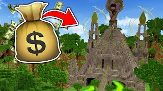 I BOUGHT THE WORLD'S BEST MINECRAFT MAPS!!