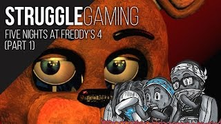 STRUGGLE GAMING | Five Nights at Freddy