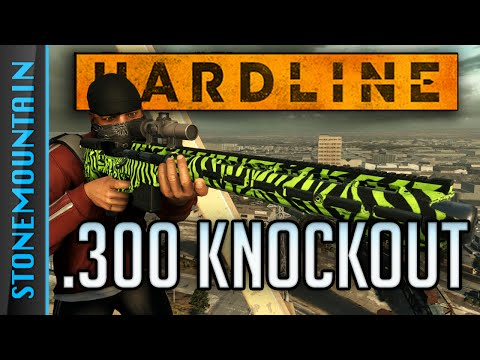 Battlefield Hardline KNOCKOUT Gameplay | How to Unlock 300 Knockout/ Complete Professional Syndicate