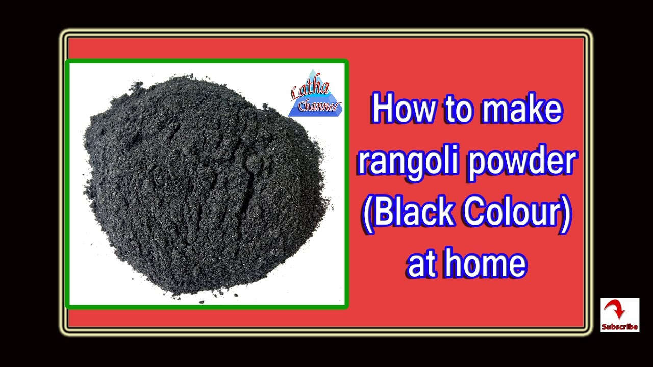 youtube how to make black powder