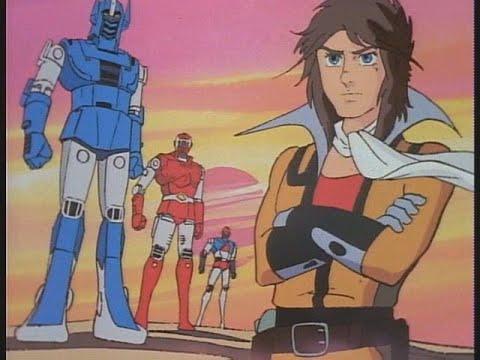 【作品概要】 荒野の広がる未来の地球を舞台に、破天荒な青年ダイゴが三体のロボットを駆使して侵略軍団と闘うSFロボットアクション。主人...
