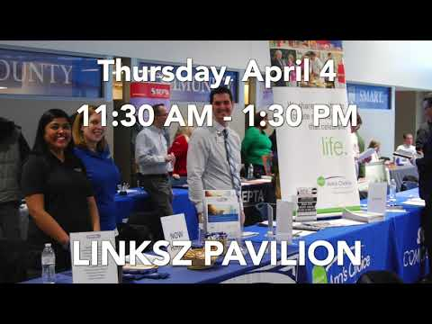 2019 Career Fair at Bucks County Community College