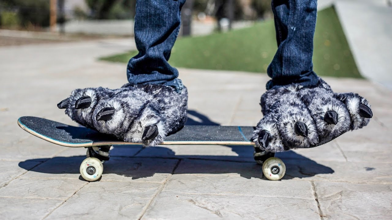 Monster Feet Stupid Skate | Stupid Skate Ep. 153