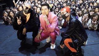 CRAZY四角形「WANAWANA」Music Video Making 登坂広臣&ELLYがプロデュー...
