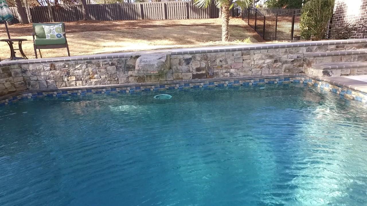 Pete Alewine Pool Spa Builder Lexington Sc Columbia