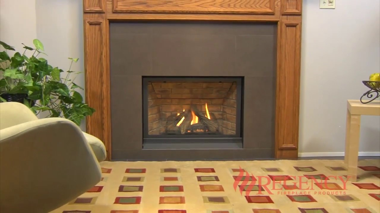 Regency Traditional Gas Fireplaces - Create Your Instant Fireplace ...