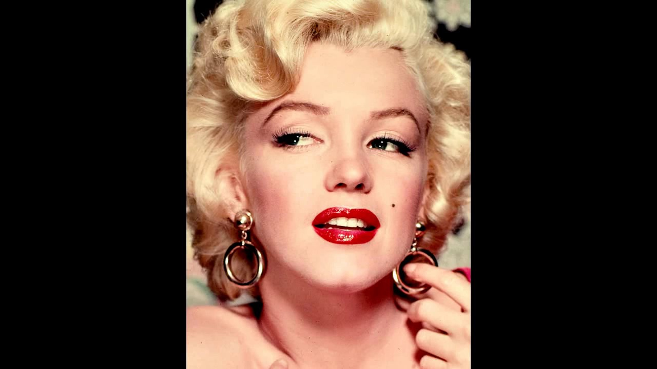Fashion week Monroe marilyn makeup for lady