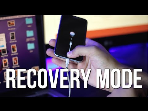How to Put iPhone 6 & 6s in Recovery / Restore Mode