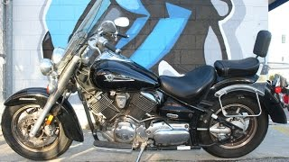 Download lagu 2004 Yamaha Vstar 1100 Classic sounds great w VanceHines Exhaust MP3