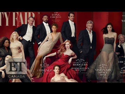 Vanity Fair's Hollywood Issue With Nicole Kidman, Oprah, Reese Witherspoon
