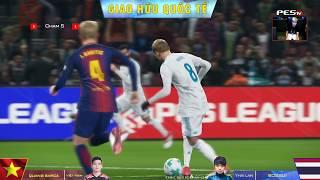 Giao hữu quốc tế | VN_Quang Barca vs TL_Bossui  02-05-2018 T6