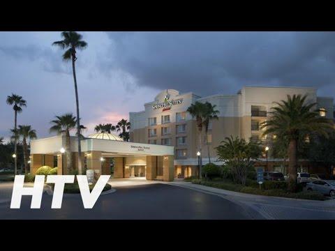 Hotel SpringHill Suites by Marriott Orlando Lake Buena Vista in Marriott Village