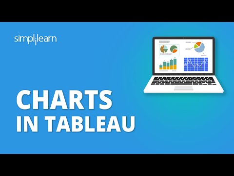 Charts in Tableau: Your One-Stop Solution for All the Tableau Charts