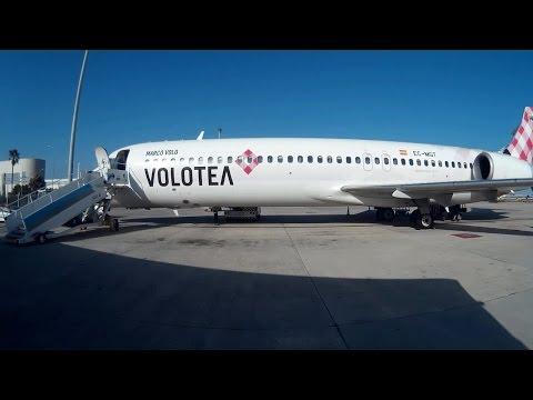 [TRIP REPORT] Volotea ~ Boeing 717 ~Mallorca-Bordeaux