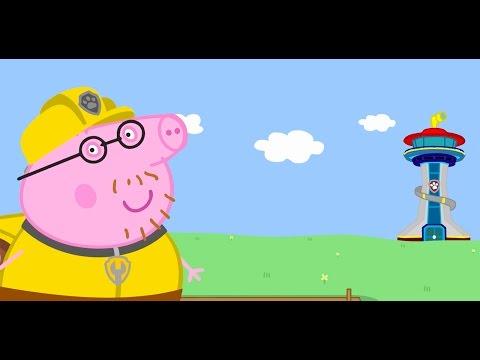 Peppa Pig Iron Man y La Casa de Mickey Mouse part 2