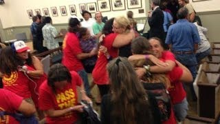 The Moment Kauai Bill 2491 Was Passed Out of Committee and On To Council Vote!
