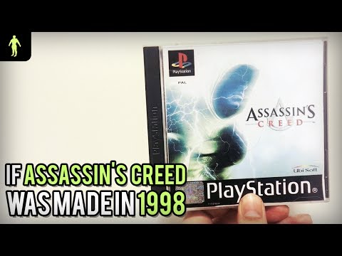 If Assassin's Creed was made in 1998