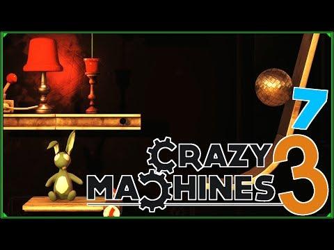 Crazy Machines 3 #7 - Spec od mechanizmów! |