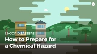 How to prepare for chemical hazards | Disasters