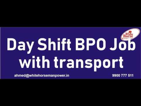 Day Shift Job Openings In Call Center / Bpo In Bangalore
