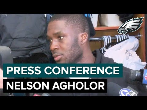 WR Nelson Agholor Discusses His Injury & More | Eagles Press Conference