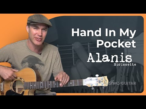 How to play Hand In Pocket by Alanis Morissette (Guitar Lesson BS-909)