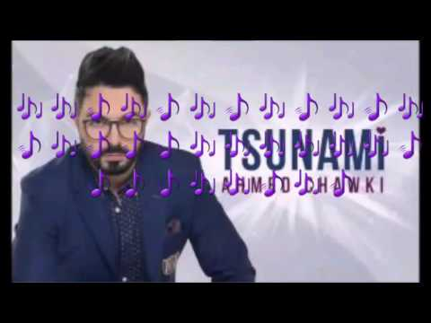 AHMED CHAWKI _ tsunami lyrics