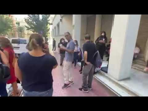Newpost.gr - Διαμαρτυρία ΠΟΕΔΗΝ στο υπ. Υγείας 2