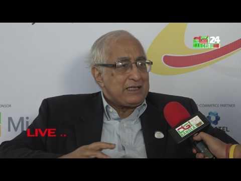 BASIS Soft Expo 2017 - Day 2 - Professor Jamilur Reza Choudhury
